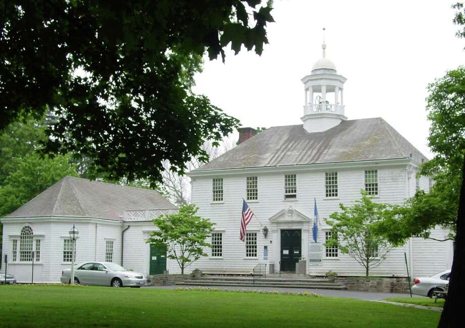 "The old Town Hall sits on one of the original ""Four Squares"" of the Fairfield settlement, which was established 375 years ago. Photo: File Photo / Fairfield Citizen"
