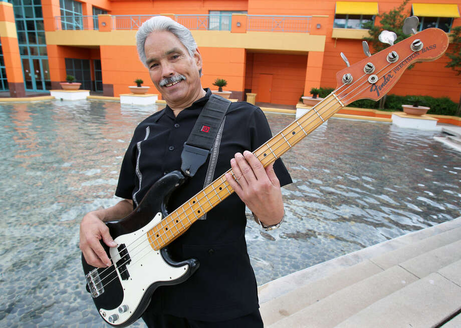 Singer/bassist Ernie Garibay is likely to play a bit of everything Saturday at Firehouse Pub & Grill. Photo: Express-News File Photo / © 2012 San Antonio Express-News