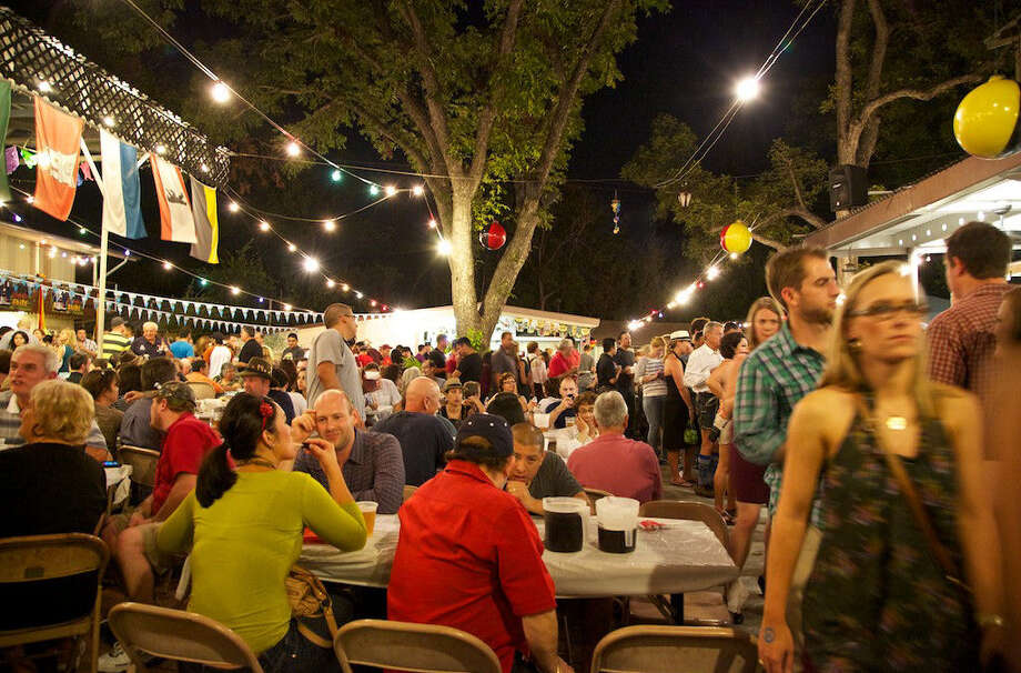 Beethoven Halle und Garten offers a convivial atmosphere and great beer garden. Photo: Express-News File Photos / San Antonio Express-News