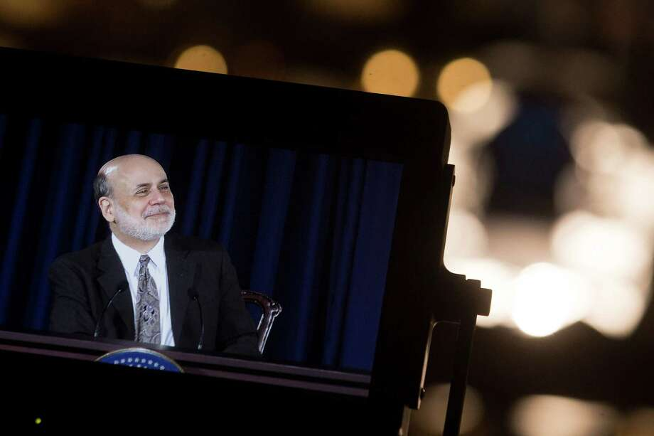 Ben Bernanke, chairman of the Federal Reserve, will preside at his last Fed meeting Jan. 28-29. Photo: Andrew Harrer / © 2013 Bloomberg Finance LP