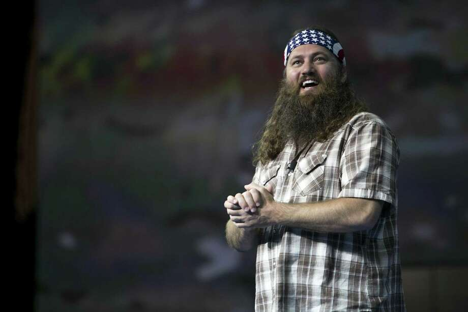 Duck Commander CEO Willie Robertson will bring five family members to Houston in March. Photo: Gareth Patterson, FRE / FR170364 AP