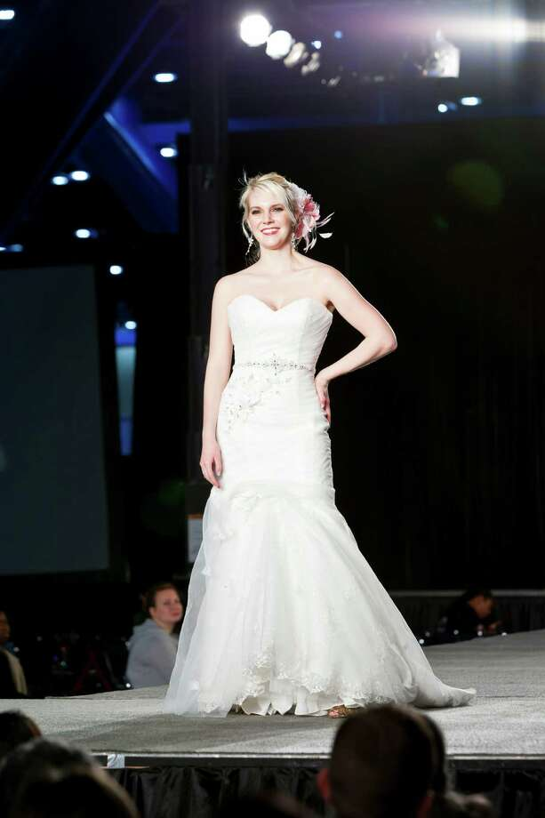The Bridal Extravaganza Show returns to the George R. Brown Convention Center Jan. 11-12. This look from last year's show  is from Princess Bridal. Photo: Bridal Extravaganza Show / ONLINE_YES
