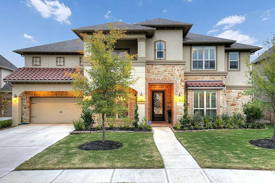 Cinco Ranch ranked No. 3 in the country with 845 homes sold.3319 Aspen Ranch Court: This 2012 home has 4 bedrooms, 3.5 bathrooms, and 4,400 square feet. Listed for $575,000. Photo: Houston Association Of Realtors