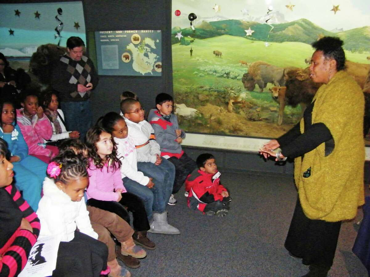 Special activities for children will be part of a two-day celebration in honor of Martin Luther King Jr. at the Yale Peabody Museum of Natural History Jan. 19-20. Admission will be free for all.