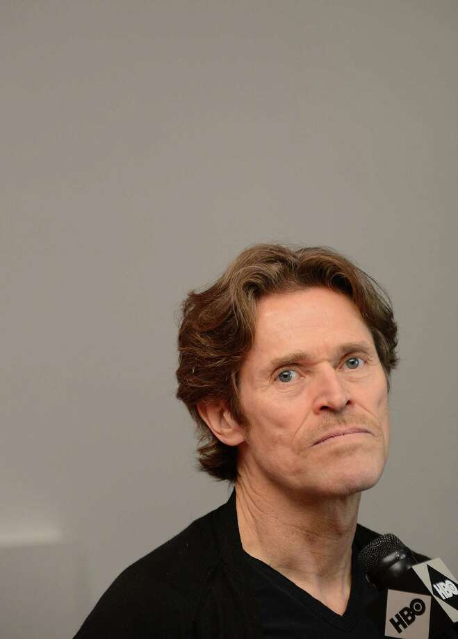 Dafoe also famously played Satan in that crazy Mercedes-Benz Super Bowl commercial.  Photo: Andrew H. Walker, Getty Images / 2012 Getty Images