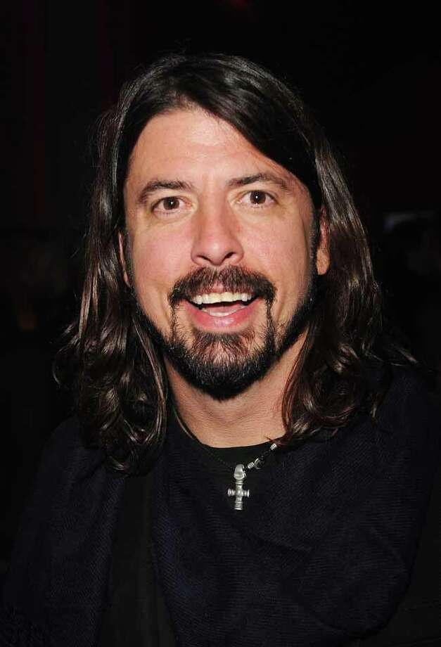 "Rocker Dave Grohl plays Satan in ""Tenacious D: The Pick of Destiny,"" 2006.  Photo: Ian Gavan, Getty Images / Getty Images Europe"