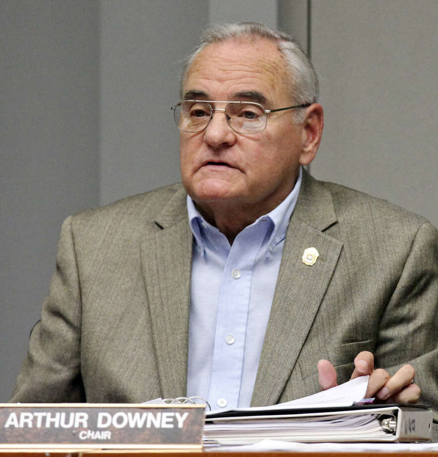Art Downey has served as chairman of the city's Ethics Review Board longer than anyone else but also past the term allowed for panel members. Photo: San Antonio Express-News File Photo / © 2012 San Antonio Express-News