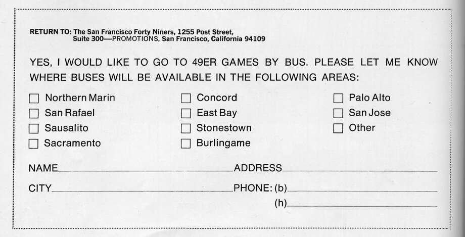 How soft have we gotten in 2013? We just pull out our smart phones when we want to catch a bus. Back in 1971, you had to mail in a bus stop inquiry, and wait two weeks by your mailbox for a response. Photo: Pro! Magazine/Figone Family Collection