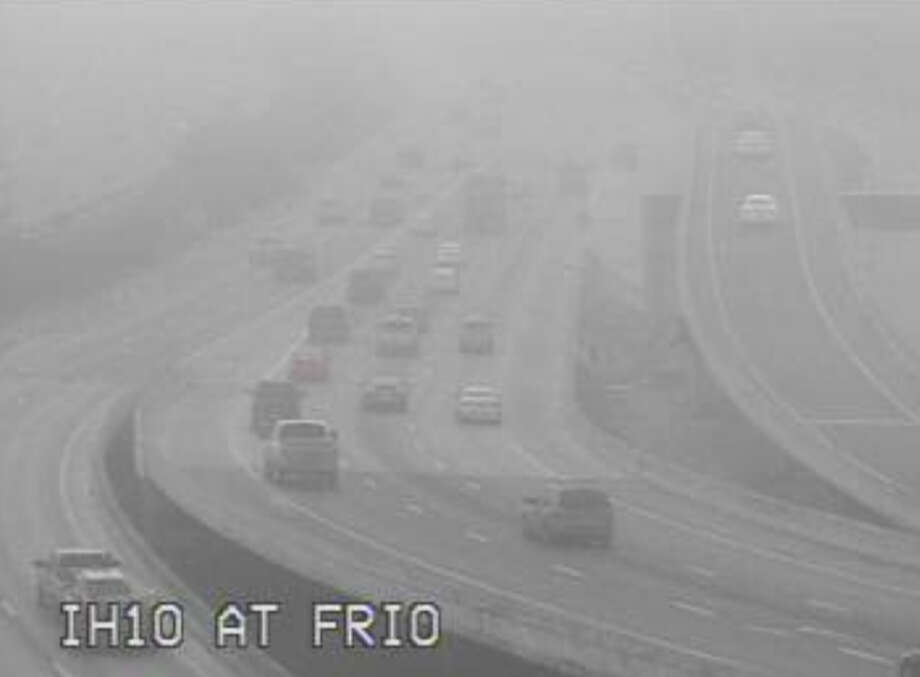 I-10 at Frio Photo: Texas Department Of Transportation