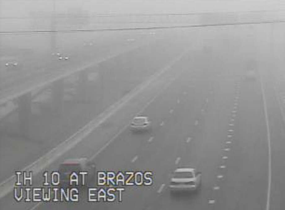I-10 at Brazos Photo: Texas Department Of Transportation