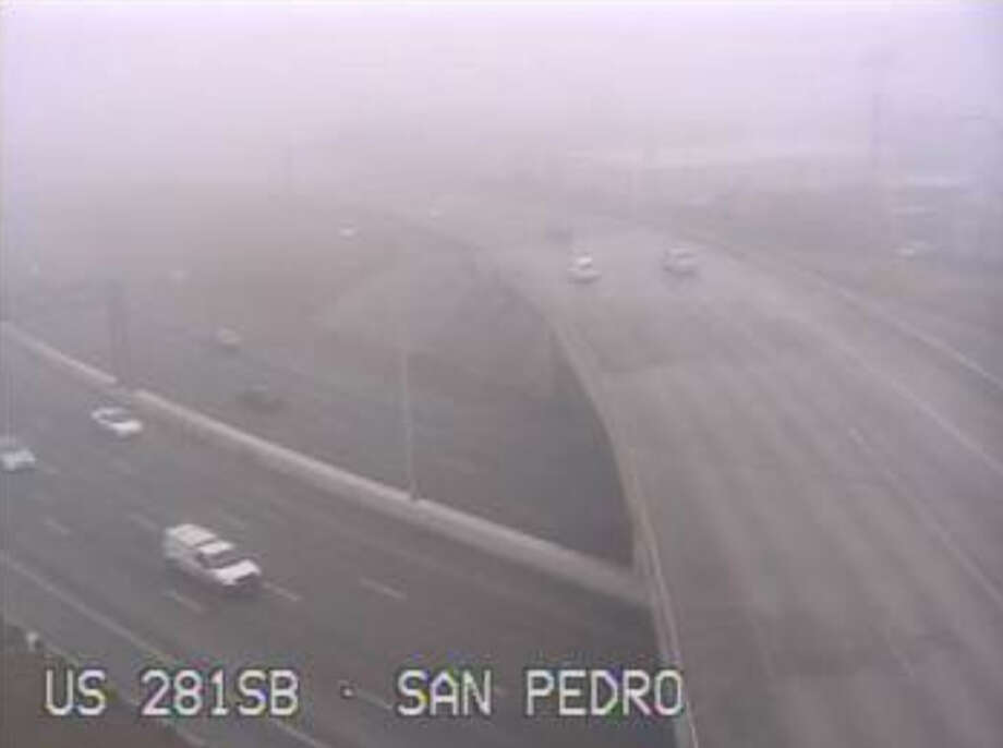 US 281 at San Pedro Photo: Texas Department Of Transportation