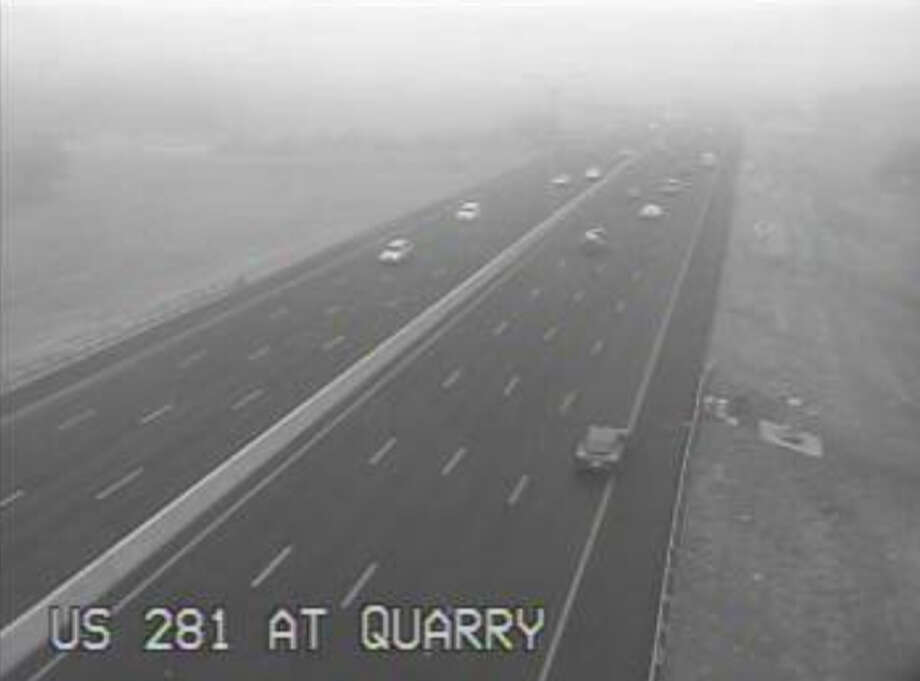 US 281 at Quarry Photo: Texas Department Of Transportation