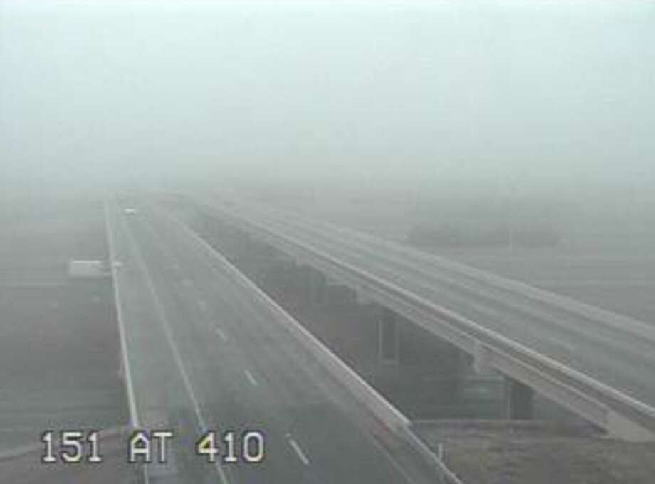 US 151 at Loop 410 Photo: Texas Department Of Transportation
