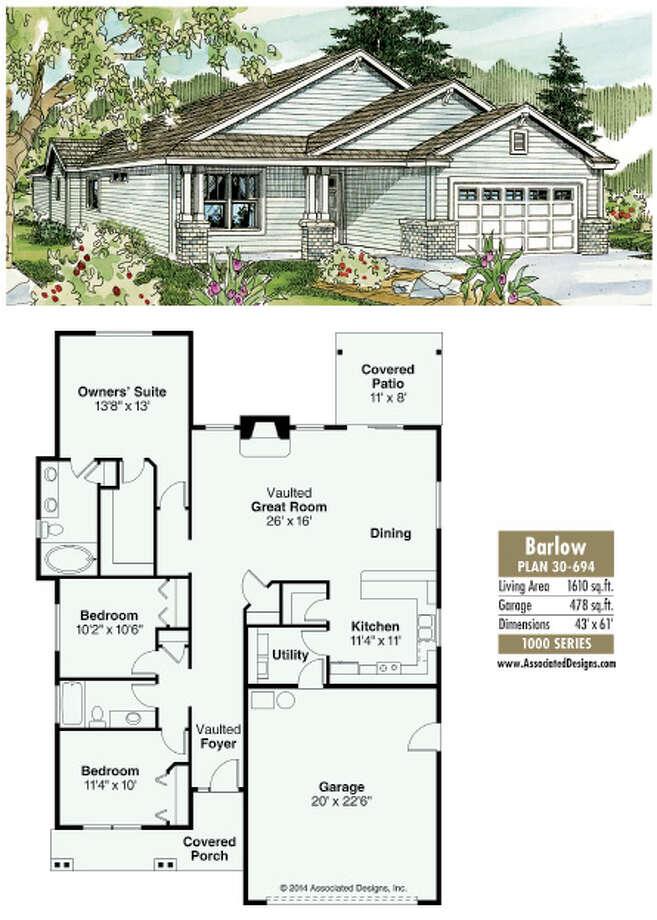 Barlow Plan 30-694