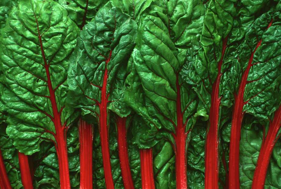 IN: Dark greens. We're assuming the chefs meant grown-up greens.  Photo: Eddie Hironaka, Getty Images / (c) Eddie Hironaka