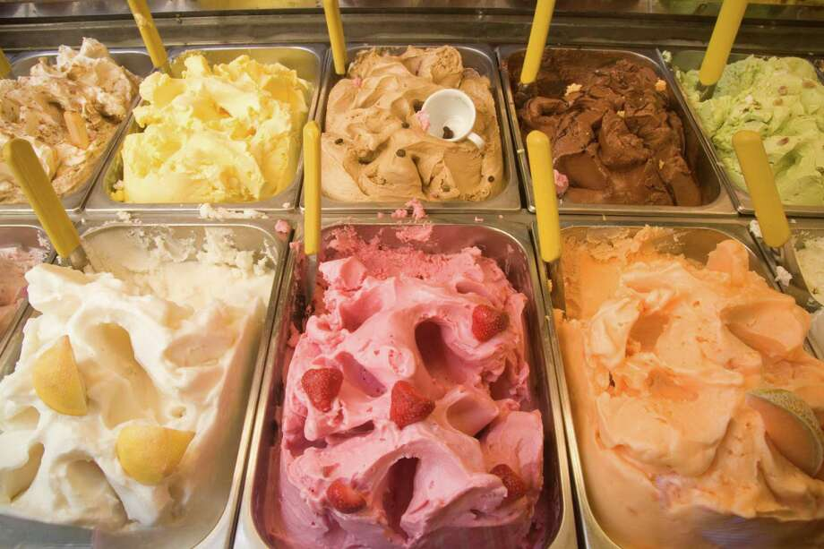 OUT: Gelato. Seems like gelato was trendy 10 years ago. Now, only about a quarter of chefs give this dessert high marks.  Photo: Grant Faint, Getty Images / (c) Grant Faint