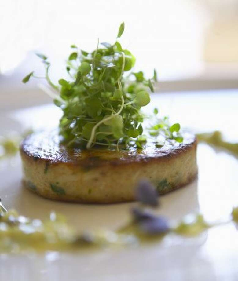 OUT: Micro-greens.These baby seedlings of any kind of greens –  from kale to beet leaves – are thought to be more nutritious than their  adult counterparts. But their popularity has waned since 2009, said the  National Restaurant Association. Photo: Courtesy