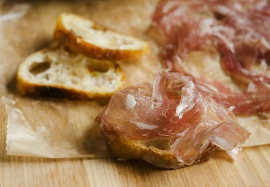 IN: Charcuterieand house-cured meats.  Photo: Courtesy