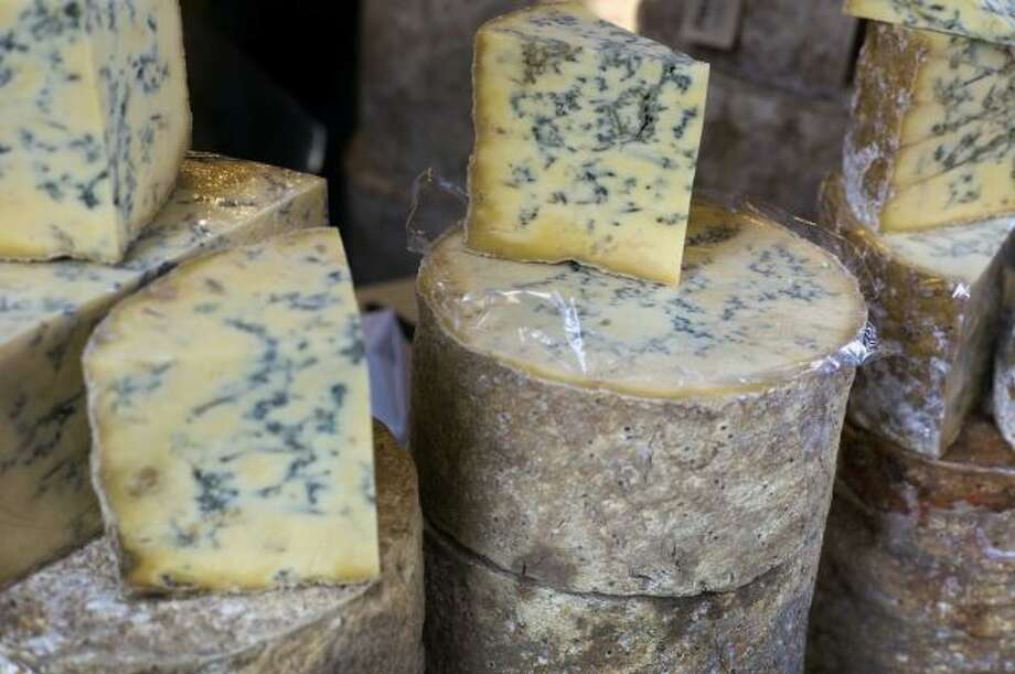 GOING DOWN: Artisan cheese: Artisan cheese is still popular, but it's suffered a steep drop in 