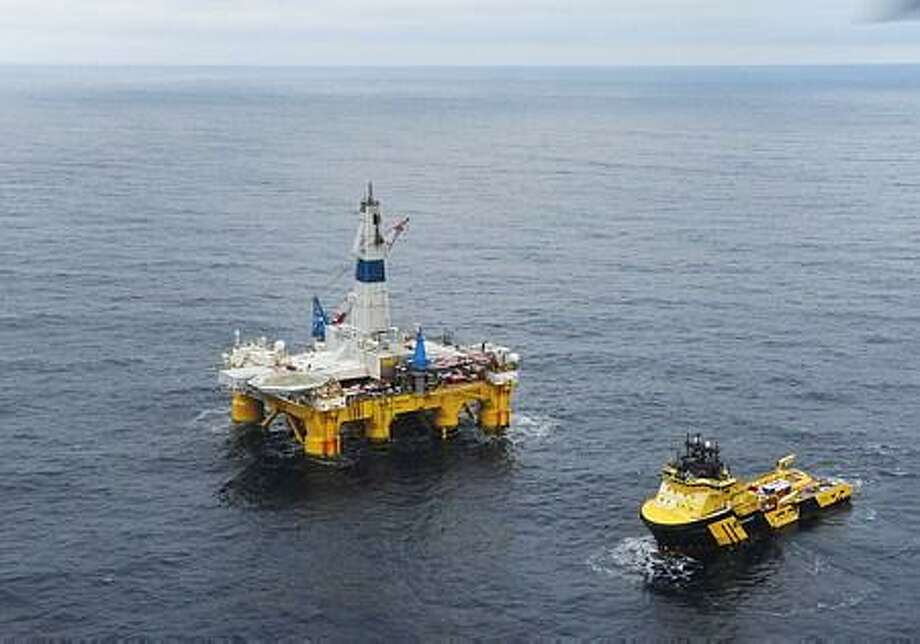 Statoil's Skrugard field in the Barents Sea. Photo: Harald Pettersen / Digital