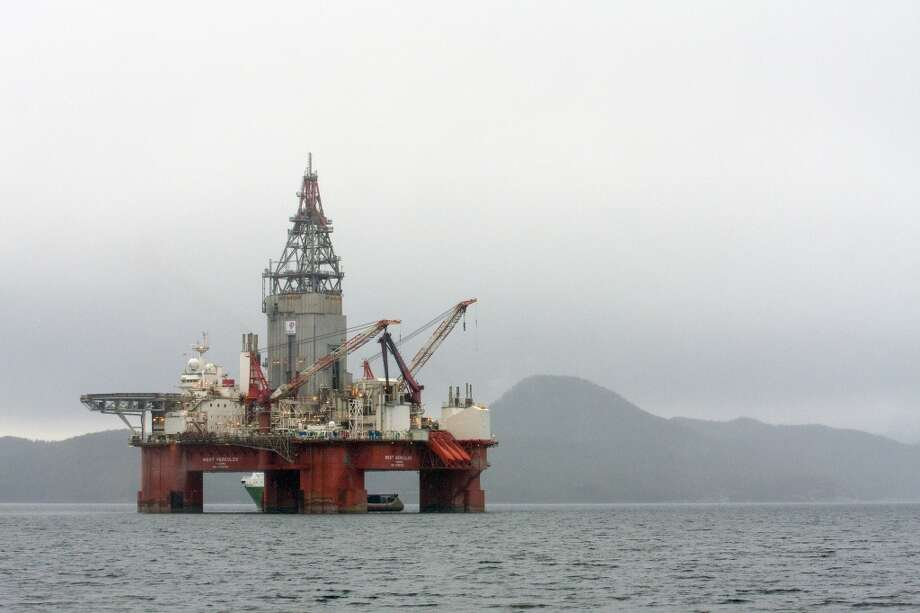 Statoil's West Hercules drilling rig. Photo: Statoil, Associated Press