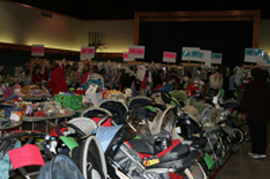 The Kingwood United Methodist Church's BabyDaze Consignment Sale is Friday and Saturday, Feb. 7-8. Photo: Courtesy Of Kingwood United Methodist Church
