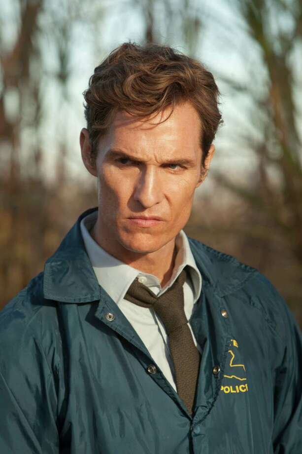 Matthew McConaughey stars in ' True Detective.' Photo: JIm Bridges, Still Photographer / San Antonio Express-News