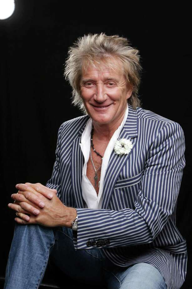 "In this Thursday, May 2, 2013 photo, singer Rod Stewart poses for a portrait in Los Angeles. His new album, ""Time,"" is out on Tuesday, May 7. (Photo by Eric Charbonneau/Invision/AP) Photo: Eric Charbonneau / Invision"