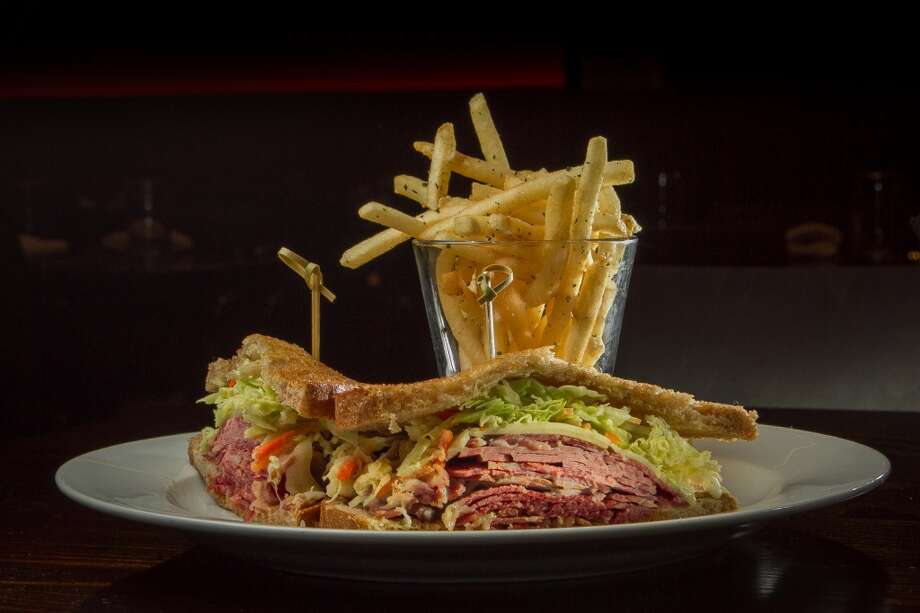 The Leonard Cohen sandwich ($10) at the Fenix in San Rafael. Photo: John Storey, Special To The Chronicle