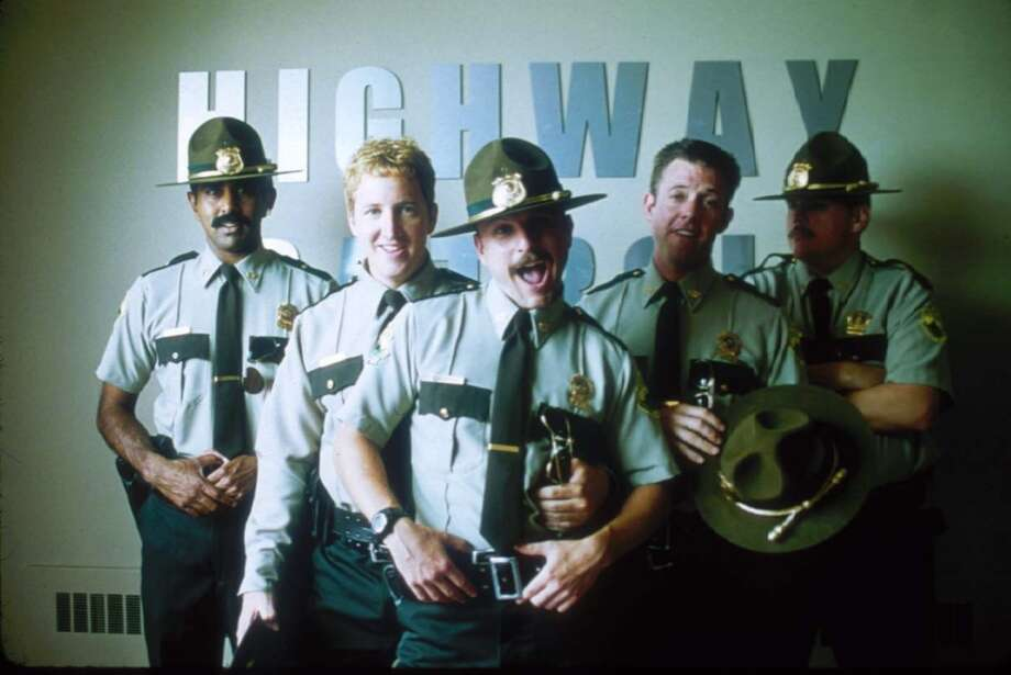 """Super Troopers""  A liter of cola