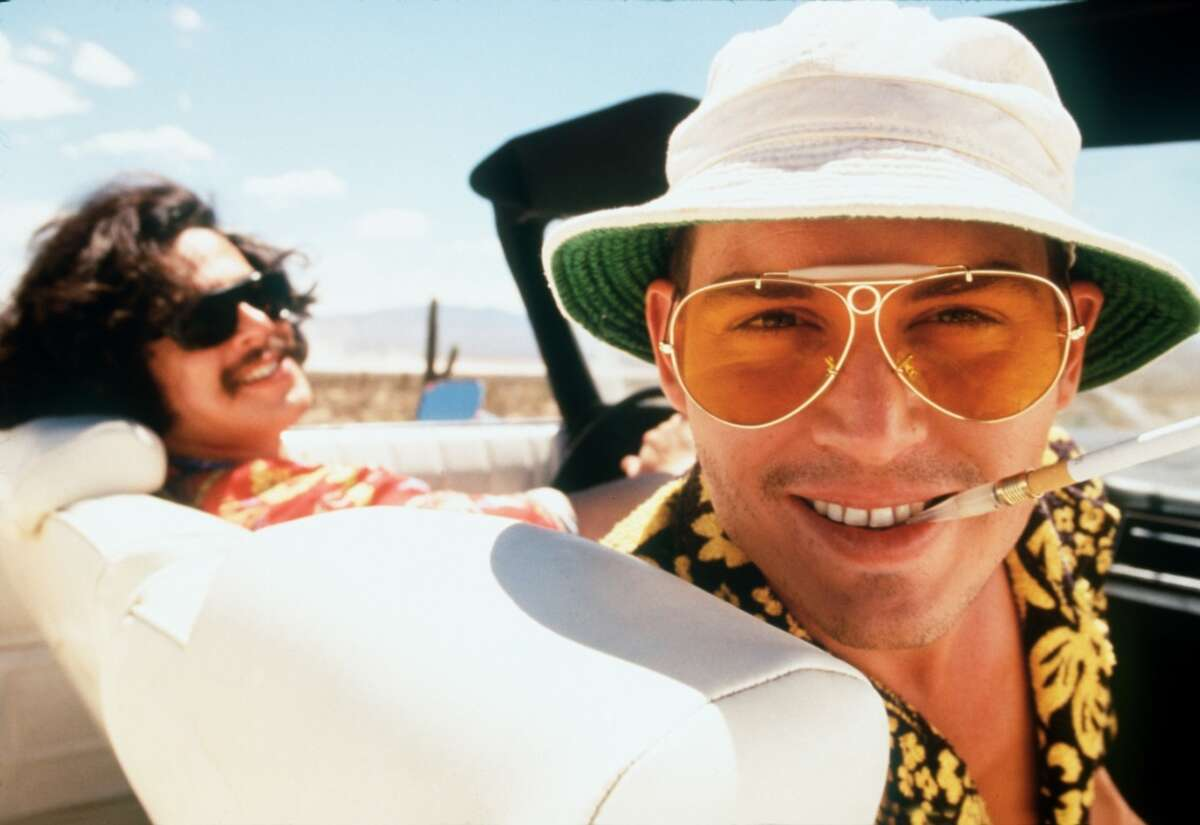 Fear and Loathing in Las Vegas (1998) Available on Netflix Nov. 1 An oddball journalist and his psychopathic lawyer travel to Las Vegas for a series of psychedelic escapades.