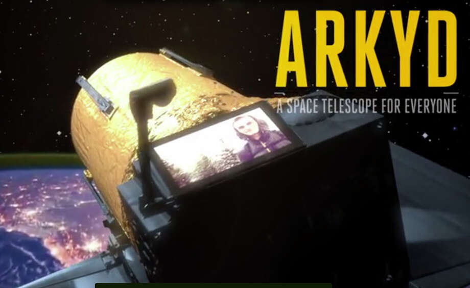 ARKYD is the first space telescope open for public use.  From ARKYD, people can take HD photos of the galaxy. More than 17,000 backers raised $1.5 million for the Kickstarter project. The fundraiser ended on June 30, 2013. Planetary Resources, the developer, was originally looking for a total backing of $1 million. Check out more information on ARKYD here. Photo: Kickstarter.com