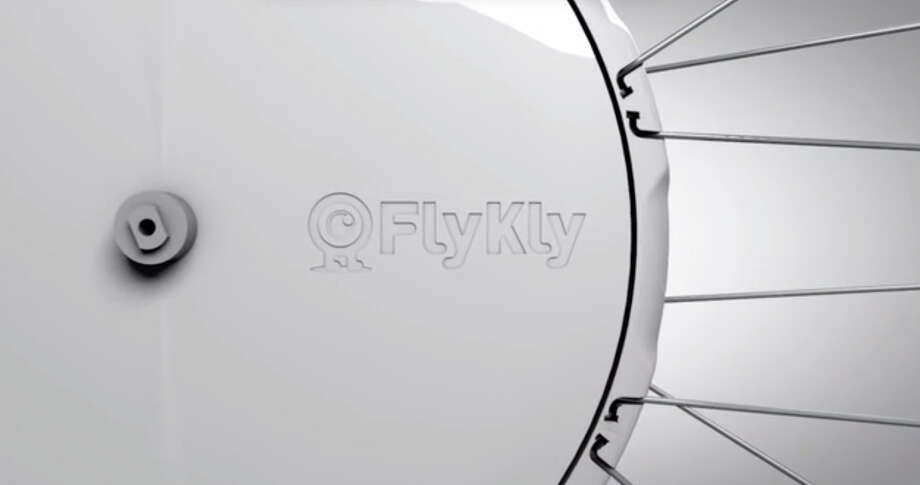The Smart Wheel by FlyKly is the future of commuter cycling.  If you're looking to take the exercise out of environmentally friendly transportation, the Smart Wheel is for you.  The smart Wheel will help you maintain speeds of up to 20 mph while allowing you to travel for up to 30 miles. More than 2,300 backers raised $701,239 for the Kickstarter project. FlyKly was originally looking for a total backing of $100,000. Check out more information on the futuristic bicycle wheel here. Photo: Kickstarter.com