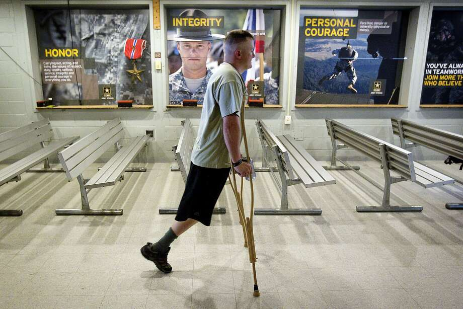 The budget deal restores cost-of-living adjustments to the pensions of disabled working-age veterans. It's considered a victory for both parties. Photo: David Goldman, Associated Press