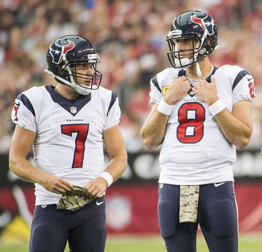 The Texans scored the second fewest points in the NFL this season, and much of their problems came down to quarterback play. Matt Schaub, the former franchise quarterback, had an interception returned for a touchdown in an NFL record four straight games. Case Keenum, his replacement, never won a game. All signs point to new Texans coach Bill O'Brien drafting a quarterback with the team's No. 1 overall pick. Here's a look at the QB class of the 2014 NFL draft. Photo: Smiley N. Pool, Houston Chronicle