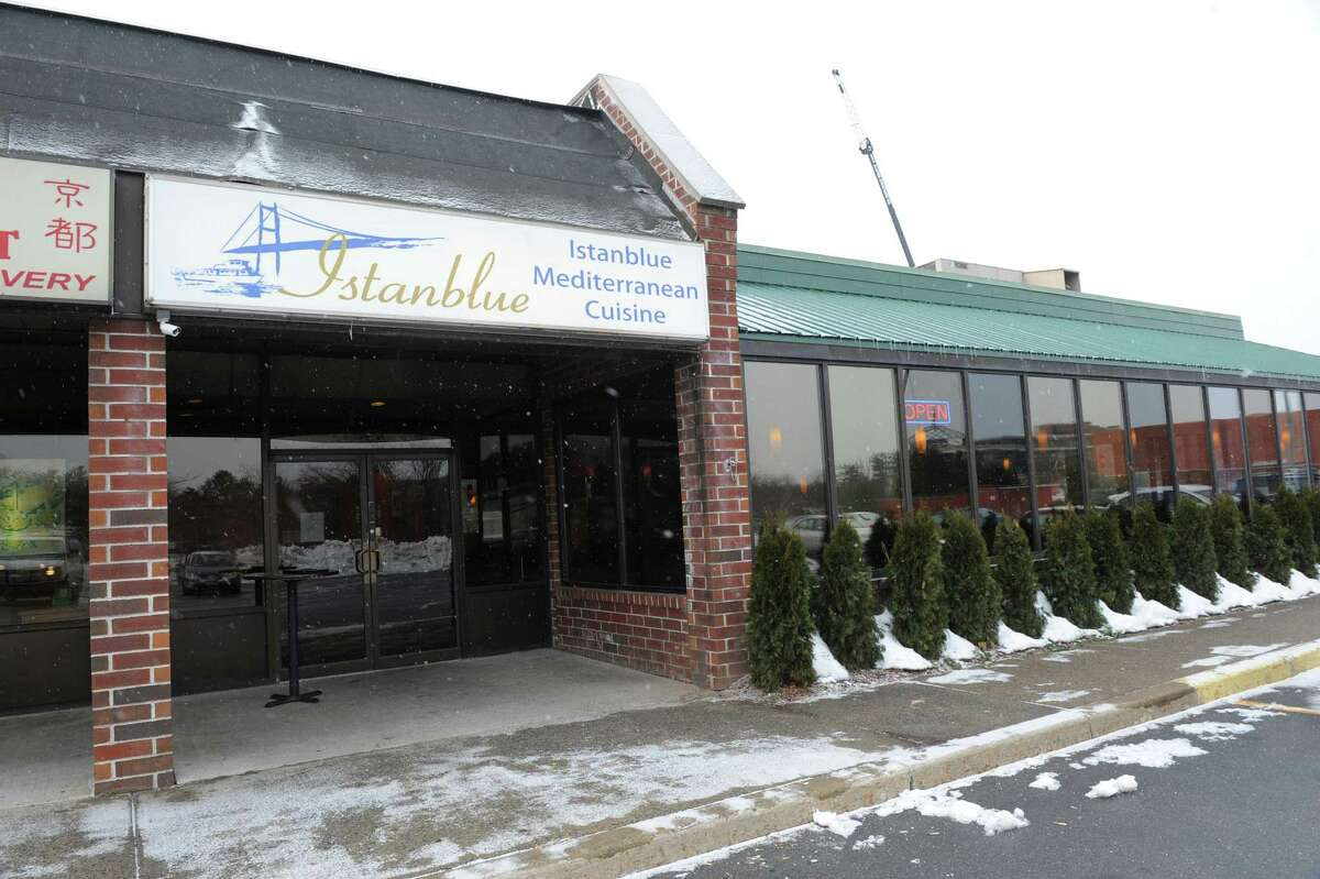 Exterior of Istanblue on Tuesday, Dec. 31, 2013 in Saratoga Springs, N.Y. (Lori Van Buren / Times Union)