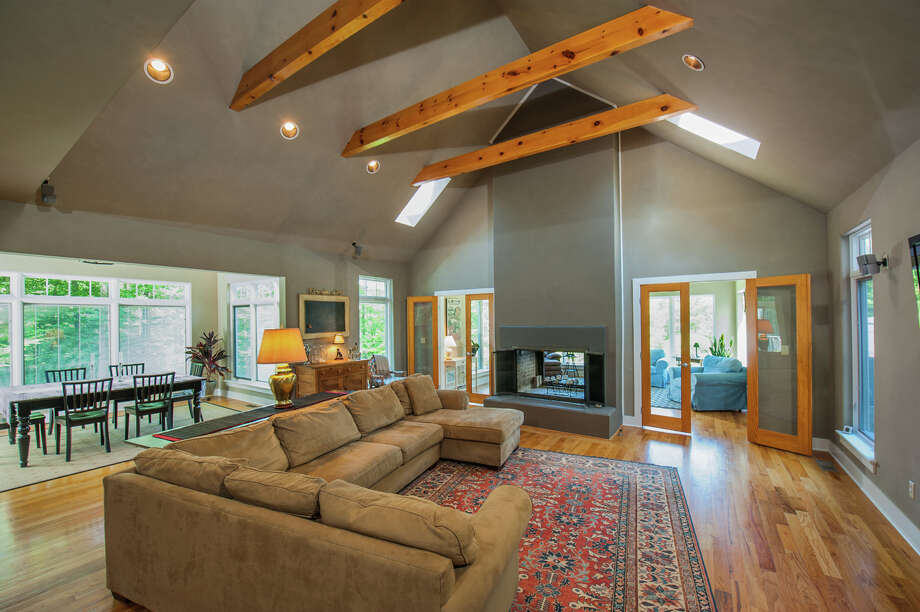 House of the Week: 43 Hovey Rd., Greenfield Center   Realtor: Sarah Hislop at Select Sotheby's International Realty     Discuss: Talk about this house Photo: Rob Spring / Rob Spring Photography
