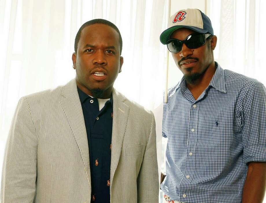 """Keep clicking to check out where some of the other top musical acts rank on the list.#15 - Outkast5,212 unique wordsDaniels says: """"At #15, Outkast's deep vocabulary is definitely a function of their style: frequent use of portmanteau (e.g., ATLiens, Stankonia), southern drawl (e.g., nahmsayin, ery'day), and made-up slang (e.g., flawsky-wawsky)."""" Photo: DAMIAN DOVARGANES, AP / AP"""