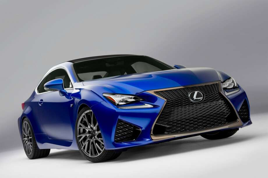 Photo: Lexus