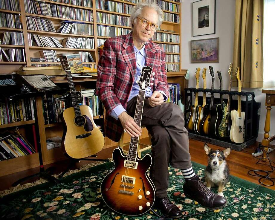 Guitarist Bill Frisell sets the experimental tone for free-wheeling musicians under the auspices of SFJazz. Photo: Monica Frisell