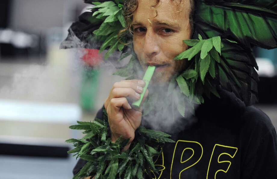 15. California: 14.0 percent of residents told interviewers they'd used marijuana in the prior year. Photo: ROBYN BECK, AFP/Getty Images / 2013 AFP