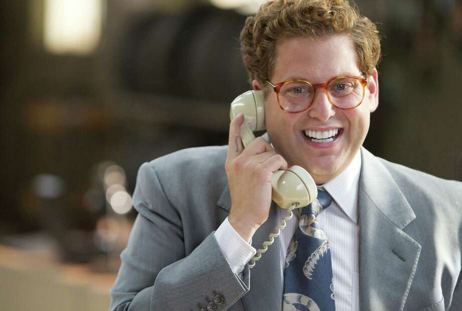 "Jonah Hill donned false teeth that gave him a lisp and forced him to practice speaking for his supporting role in ""The Wolf of Wall Street."" Photo: Paramount Pictures / MCT"