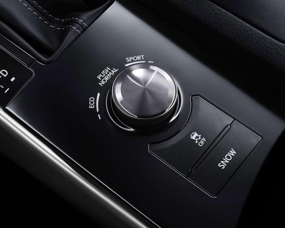 Photo: Lexus