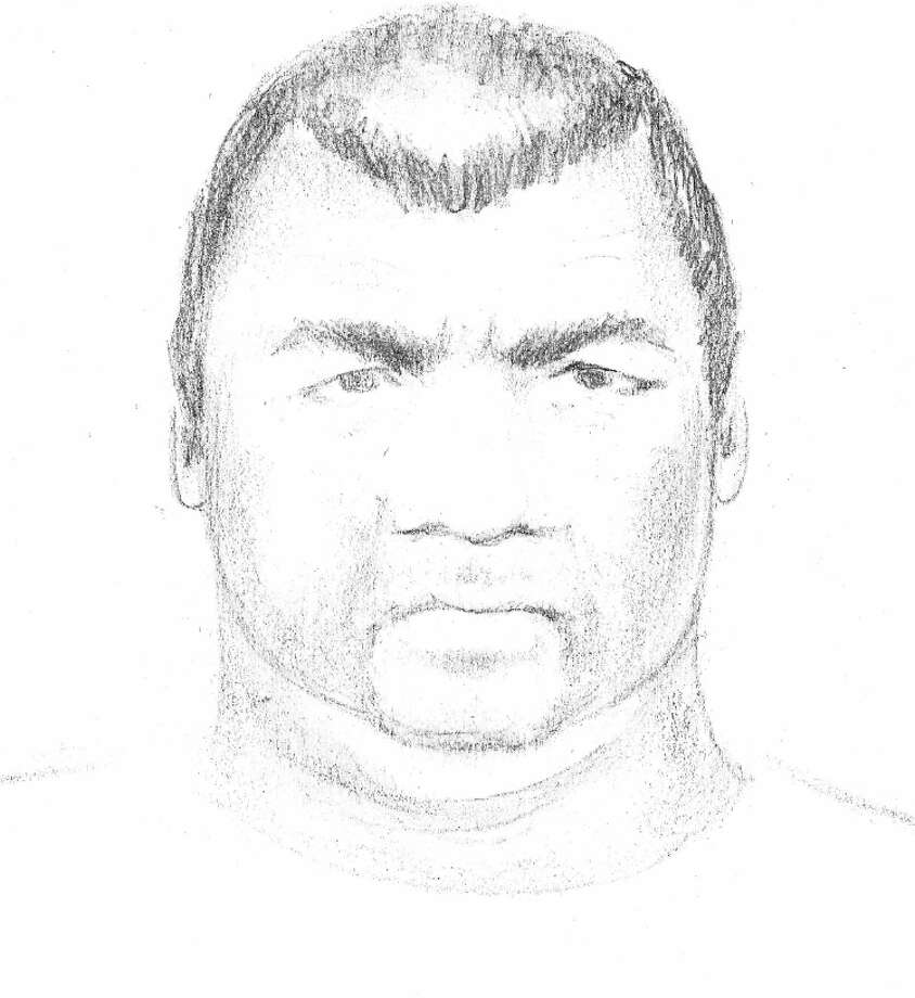 This is a sketch of man accused of a Dec. 20 sex assault at a home in the Pheasant Creek area. (Fort Bend County Sheriff's Office)