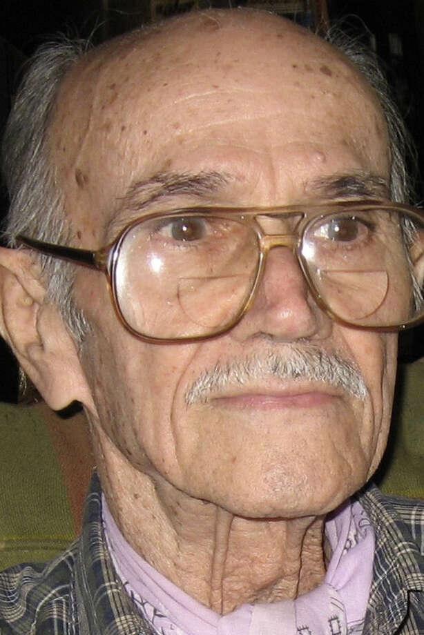 World War II veteran Joe H. Adame was a master airplane mechanic at Kelly AFB.