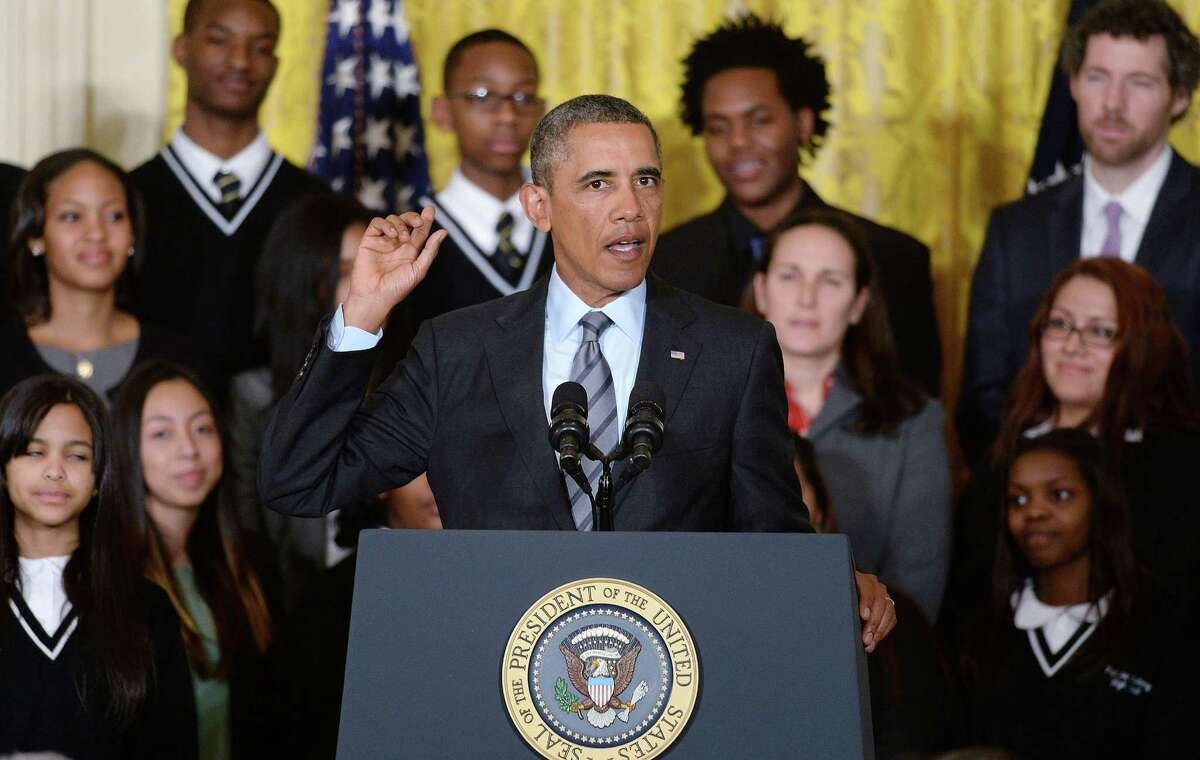 In addition to San Antonio's East Side, President Barack Obama also announced