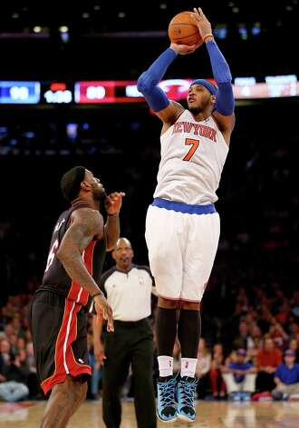 Knicks too much for He...