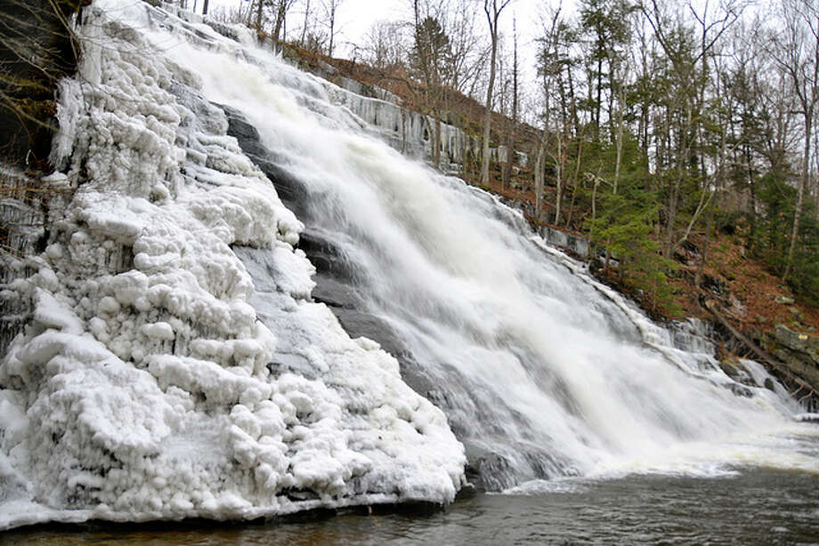 Like waterfalls?Here are some you may not know about that are close by in Rensselaer County. Read more about the hike toBarberville Falls Nature Preserve.