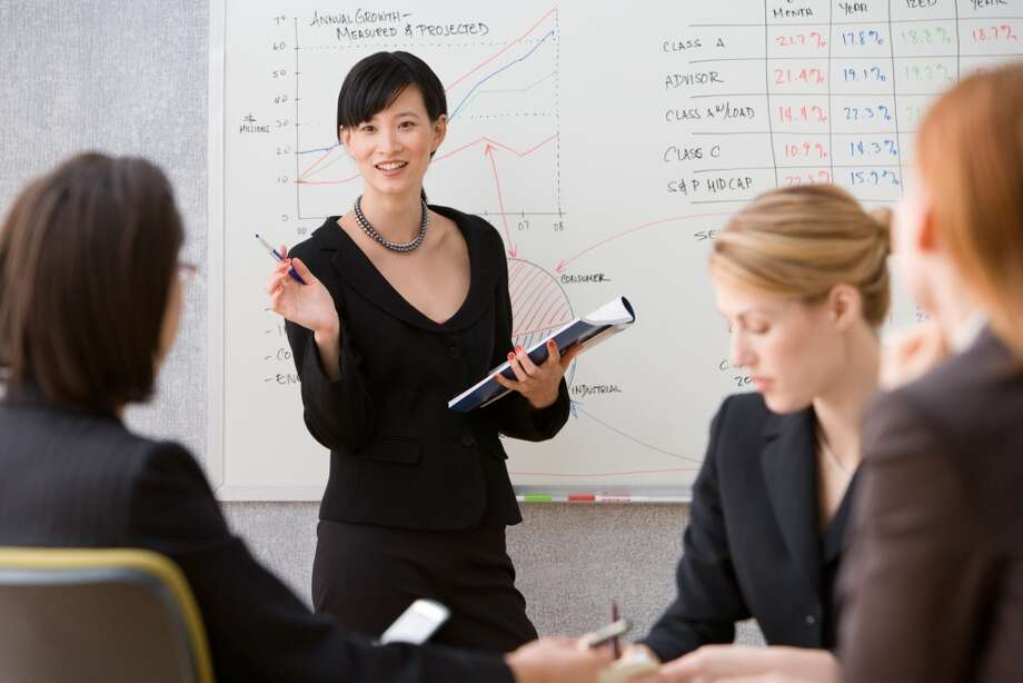 Business teachers, postsecondary -- $105,450 Photo: Image Source, Getty Images/Image Source