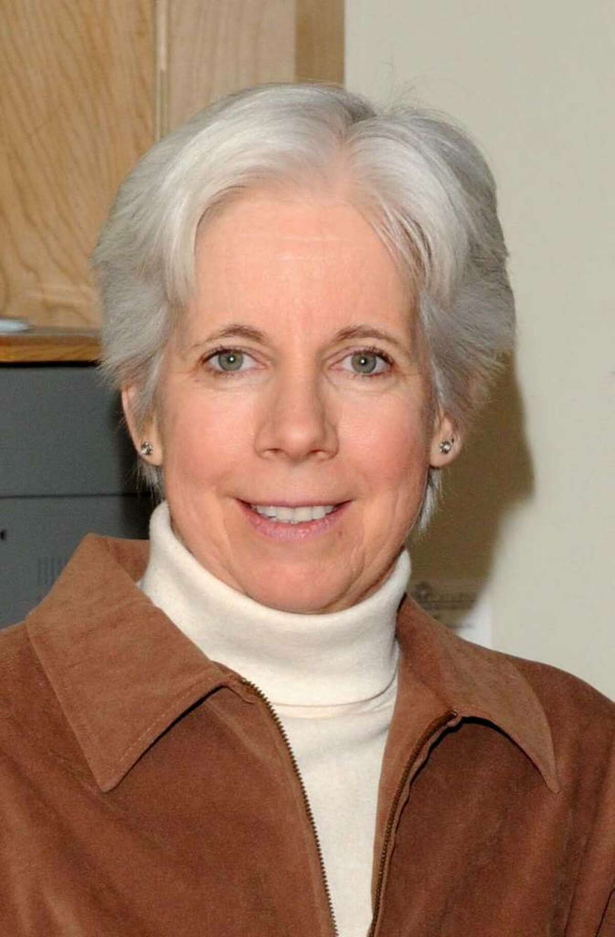 Sue Newton, owner of The Barn Gallery & Framing, in New Fairfield, CT, at her gallery, on Friday, Jan. 29, 2010.